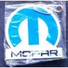 désodorisant mopar logo bleu  chrysler buick dodge