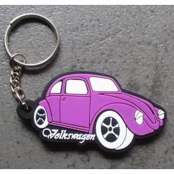 porte clé vw cox violette...