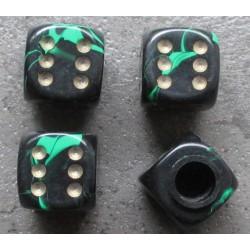 bouchon valve de roue (x4)...