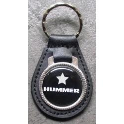porte clé métal cuir hummer...