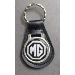 porte clé métal cuir MG...