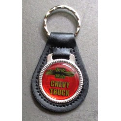 porte clé métal cuir chevy...