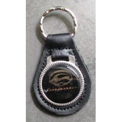 porte clé métal cuir...