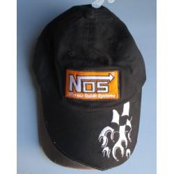 casquette NOS noire nitrous...