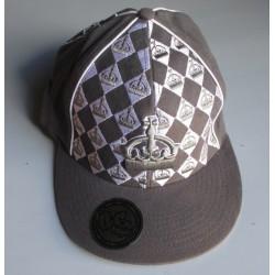 casquette hip hop crown...
