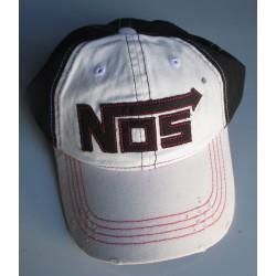 casquette NOS blanche...
