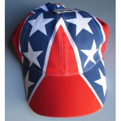 casquette drapeau rebel...