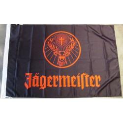 drapeau jagermeister noir...