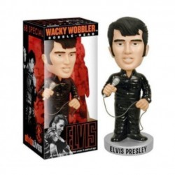 figurine elvis presley king...