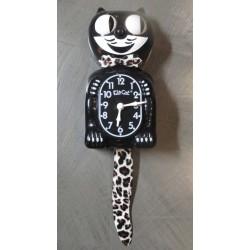 pendule kit cat clock noir...