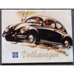 magnet 6x8cm volkswagen cox...