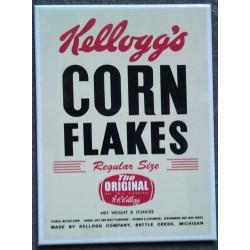 magnet 6x8cm kellogg's corn...