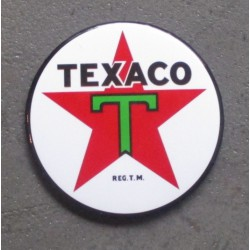 magnet texaco logo blanc...