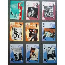 jeux de 54  carte elvis...