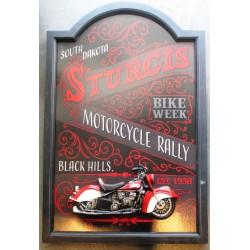 ardoise sturgis motorcycle...
