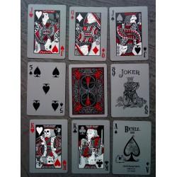 jeux de 54 carte tragic...