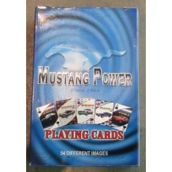 jeux de 54 cartes ford...