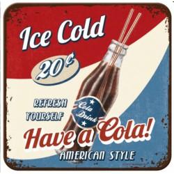 dessous de verrehave a cola...