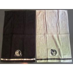 2 serviettes frankenstein...