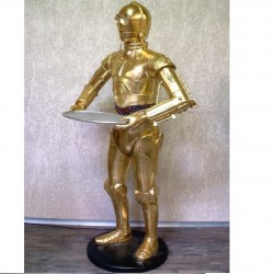 statue star warrs C3PO la...