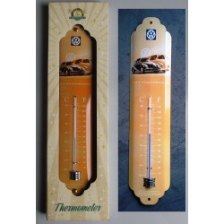 thermometre coccinelle et...