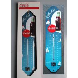thermometre coca cola bleu...