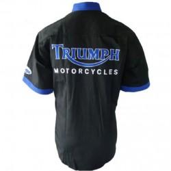 chemise triumph moto...