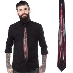 cravate noir homme...