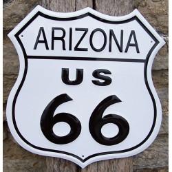 plaque route 66 blason...
