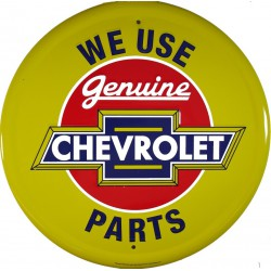 plaque chevrolet parts...