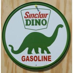 plaque sinclair dino huile...