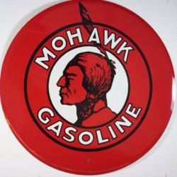 plaque mohawk gasoline...