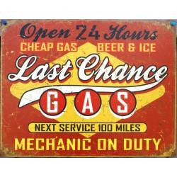 plaque last chance...