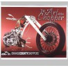 plaque orange county choppers the art of deco garage loft