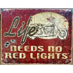 plaque life need no red...