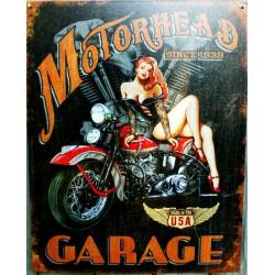 plaque motorhead since 1939...