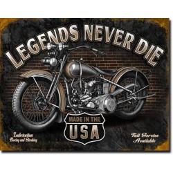plaque legends never die...