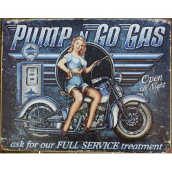 plaque pump n go gas tole...
