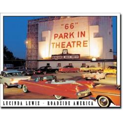 plaque park in theatre...