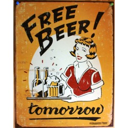 plaque free beer tomorrow...