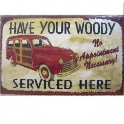 plaque woody service here...