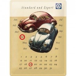 plaque VW cox coccinelle...