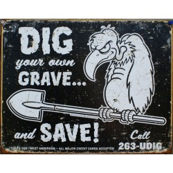 plaque vautour save !...