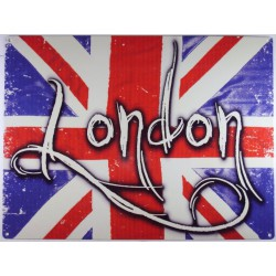 plaque london londre...