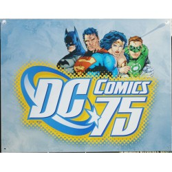 plaque super hero comics 75...