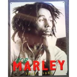 plaque bob marley star...