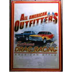 plaque extreme drag racing...
