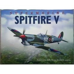 plaque spitfire V  tole...