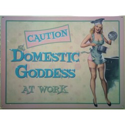 plaque pin up domestic...
