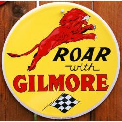 plaque roar with gilmore...